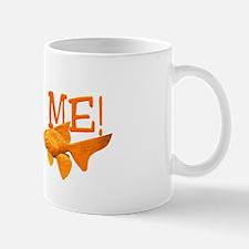 Goldfish Kiss Me Mug