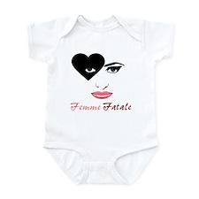 Femme Fatale Infant Bodysuit