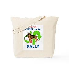 Terv RALLY Tote Bag