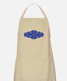 Blue Illusion Apron
