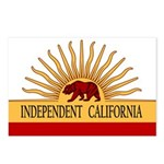 Independent California Postcards (Package of 8)