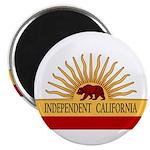 Independent California Magnet