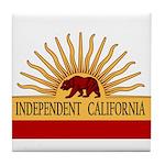 Independent California Tile Coaster