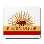 Independent California Mousepad