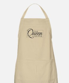 I am the Queen - Obey Light Apron