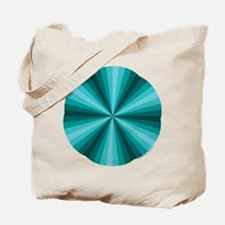 Aqua Illusion Tote Bag
