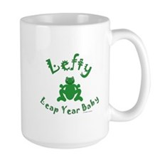 Left Handed Leap Year Mug