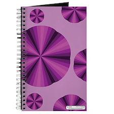 Purple Illusion Journal