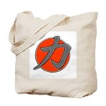 Japanese Power Tote Bag
