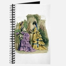 PARIS FASHION 1866 Journal