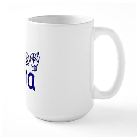 Brianna Large Mug