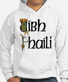 Offaly (Gaelic) Hoodie