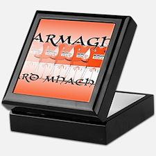 Armagh - Ard Mhacha Keepsake Box