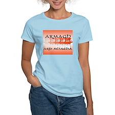 Armagh - Ard Mhacha Women's Pink T-Shirt