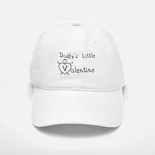 Daddy's Valentine (Boy) Baseball Baseball Cap