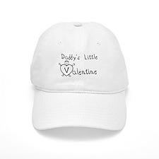Daddy's Valentine (Boy) Baseball Cap