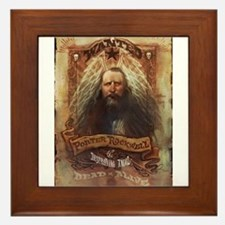 Orrin P. Rockwell Framed Tile