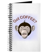 Got Coffee? Monkey Journal