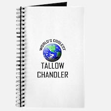 World's Coolest TALLOW CHANDLER Journal