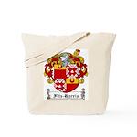 Fitz-Harris Family Crest Tote Bag