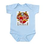 Fitz-Harris Family Crest Infant Creeper