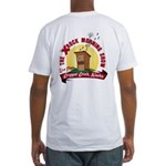 Crapper Creek Fitted T-Shirt