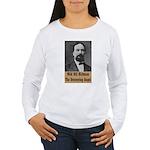 Wild Bill Hickman Women's Long Sleeve T-Shirt