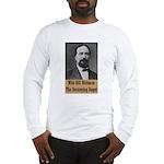Wild Bill Hickman Long Sleeve T-Shirt