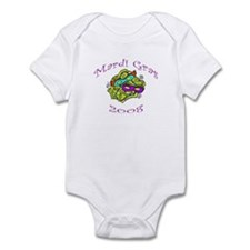 Guess who? Infant Bodysuit