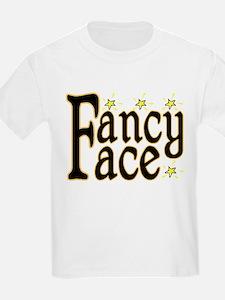 Fancy Face T-Shirt