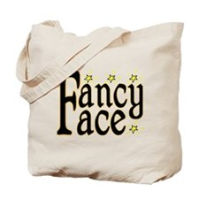 Fancy Face Tote Bag