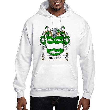 McCabe Family Crest Hooded Sweatshirt