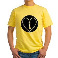 Chatelaine Yellow T-Shirt
