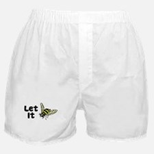 Let it Bee Boxer Shorts