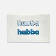 Cute Bubba Rectangle Magnet