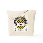 McCann Family Crest Tote Bag