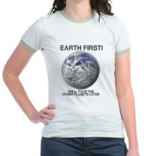 Earth First -  T