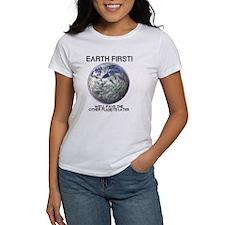 Earth First - Tee