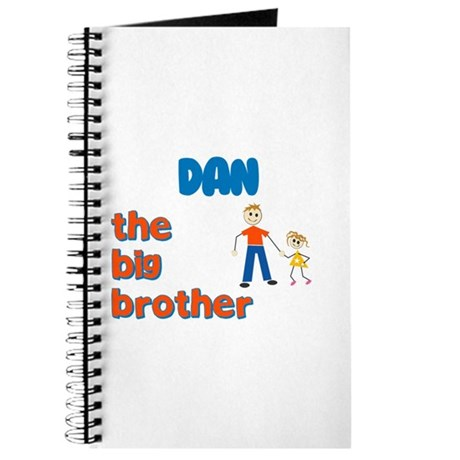 Dan - The Big Brother Journal