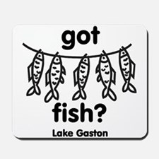 got fish? Mousepad