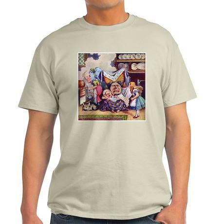 ALICE MEETS THE DUCHESS Light T-Shirt