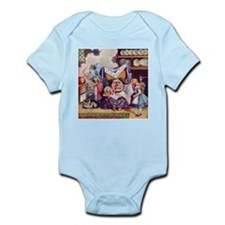 ALICE MEETS THE DUCHESS Infant Bodysuit