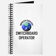 World's Coolest SWITCHBOARD OPERATOR Journal