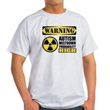 Autism meltdown Mens Light T-shirts