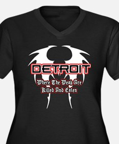 DETROIT. Where the Weak are Killed and Eaten. Whit