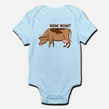 How Now Brown Cow Infant Bodysuit