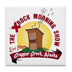 Crapper Creek Tile Coaster