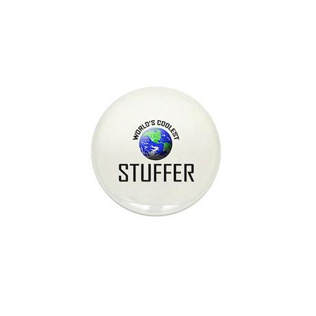 World's Coolest STUFFER Mini Button (10 pack)