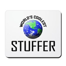 World's Coolest STUFFER Mousepad
