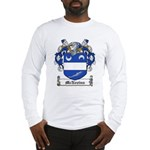 McNevins Family Crest Long Sleeve T-Shirt